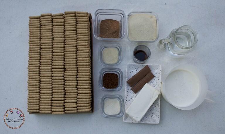 tiramisu ingredientes