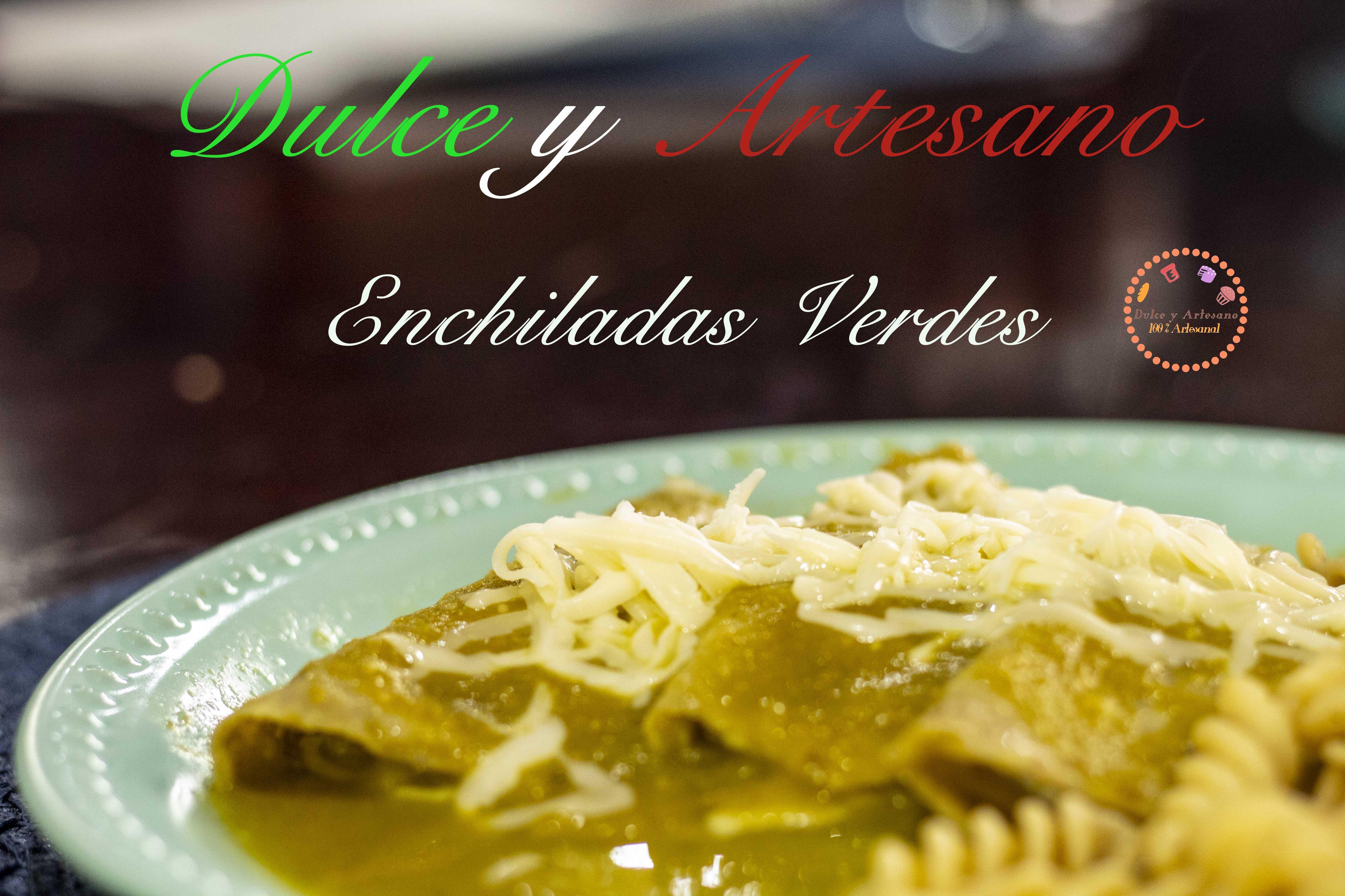 enchiladas mexicanas receta