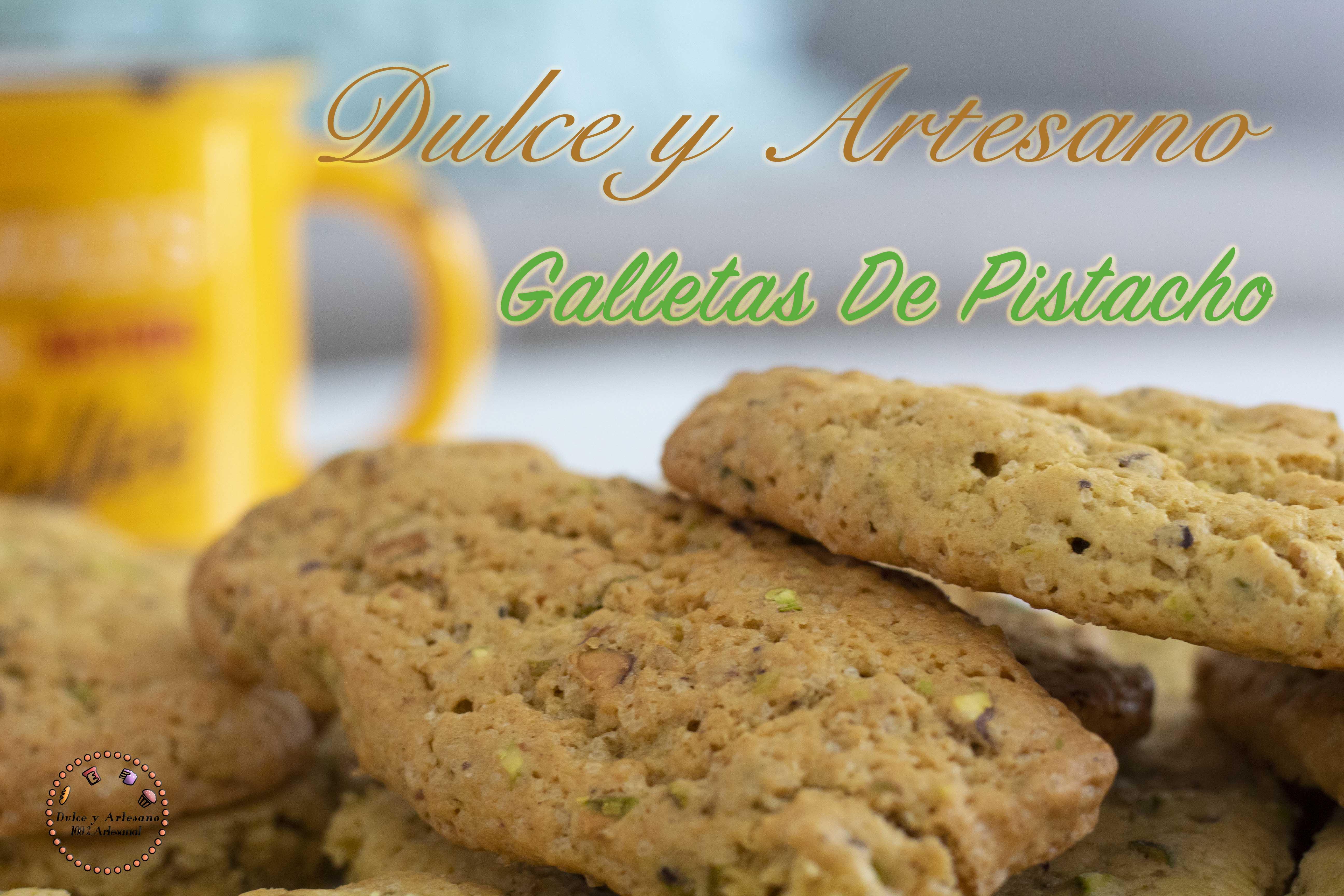 galletas de pistacho 3