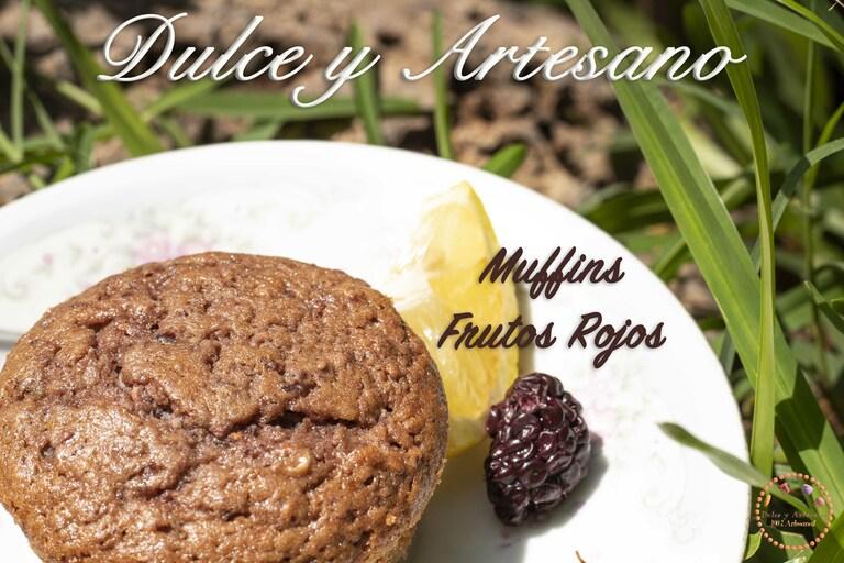 muffins frutos rojos foto final 1