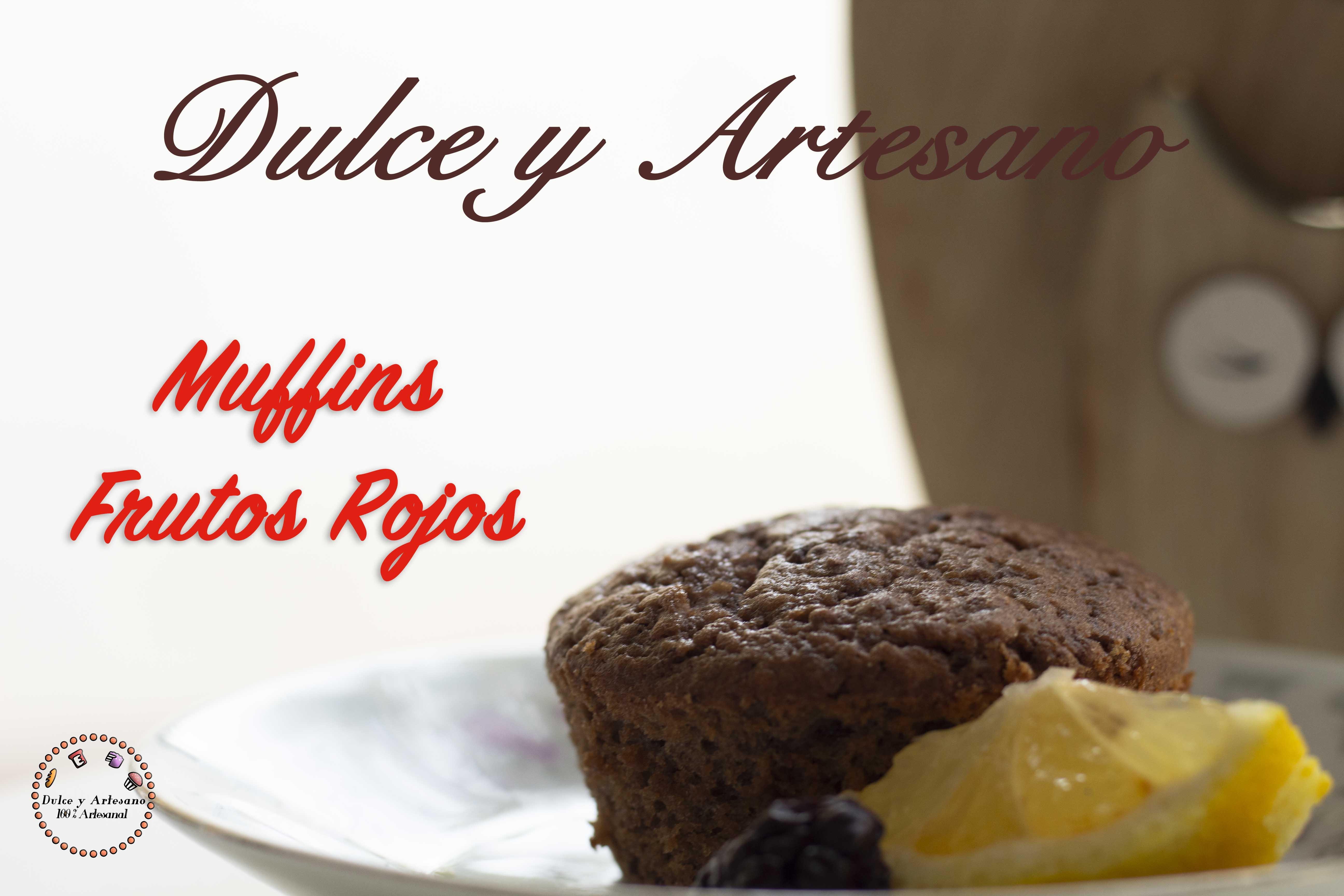 muffins frutos rojos foto final 2