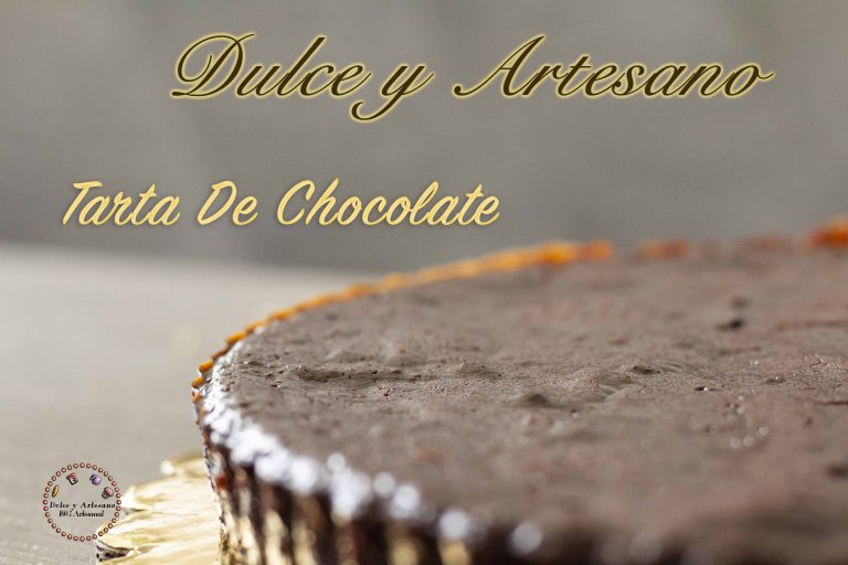 tarta de choclolate 1