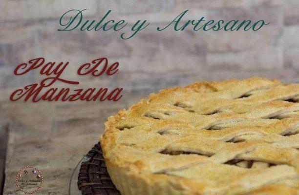 PAY O TARTA DE MANZANA