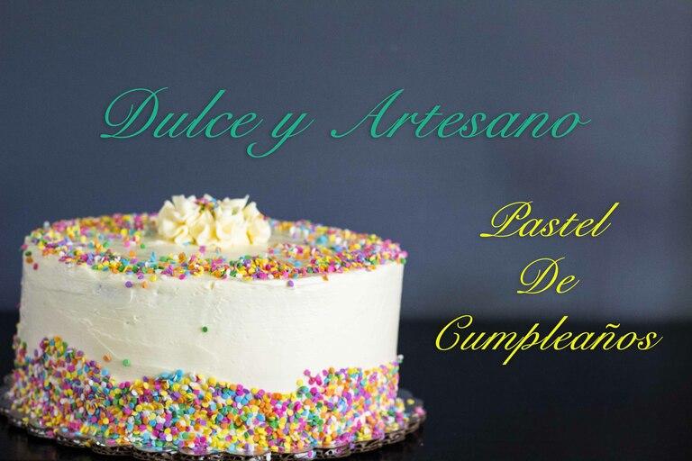 pastel cumpleaños 1