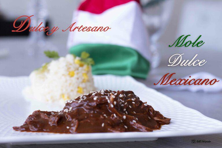 mole dulce mexicano 2