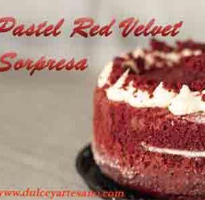 mini pastel red velvet 100